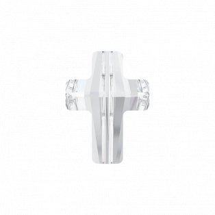SWAROVSKI 5378 - CROSS BEAD - Crystal - 18 x 14 x 7 mm - 1 ks