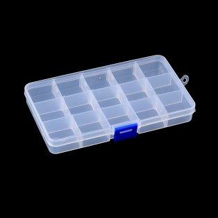 Plastový pořadník - 17,4 x 10 x 2,5 cm - 1 ks