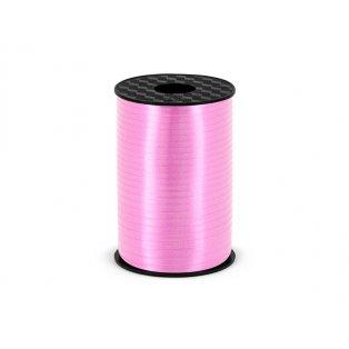 Vázací stuha, světle růžová, 5mm/225m