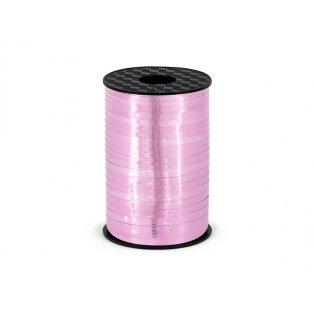 Vázací stuha, růžová, 5mm/225m