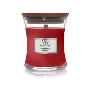Woodwick svíčka - sklo malé/Pomegranate 11/19;10/21