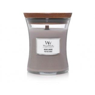 WoodWick Wood Smoke váza střední