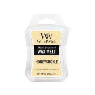 Woodwick svíčka - vosk/Honeysuckle 12/18 08/18