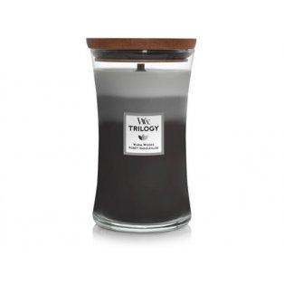 WoodWick Trilogy Warm Woods váza velká