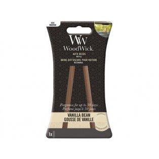 Woodwick svíčka - Auto Reeds náplň/Vanilla Bean