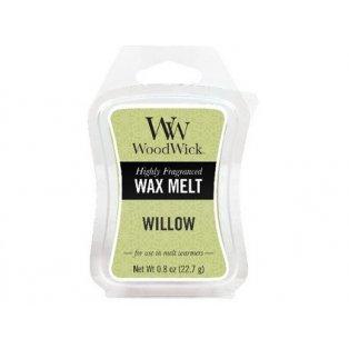 Woodwick svíčka - vosk/Willow