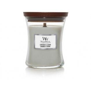WW.sklo střední/Lavender & Cedar