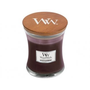 Woodwick Spiced Blackberry váza malá