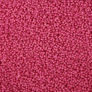 Rokajl třídy A 12 / 0 - 2 x 1,5 mm - pastelově růžový - 5 g ( 300 ks )