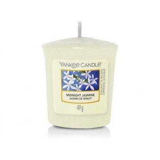 YANKEE CANDLE - MIDNIGHT JASMINE - votivní svíčka - 1 ks