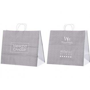 YANKEE CANDLE - papírová taška velká - 1 ks