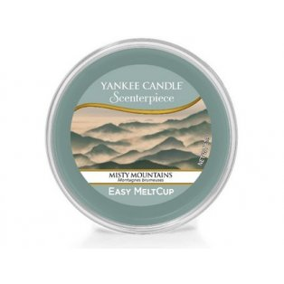 YANKEE CANDLE - MISTY MOUNTAINS - Scenterpiece vosk - 1 ks