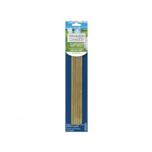 YANKEE CANDLE - CLEAN COTTON - aroma difuzér - vonné náhradní tyčinky - 1 ks