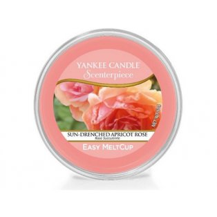 YANKEE CANDLE - SUN-DRENCHED APRICOT ROSE  - Scenterpiece vosk - 1 ks