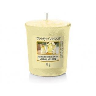 YANKEE CANDLE - HOMAMADE HERB LEMONADE - votivní svíčka - 1 ks