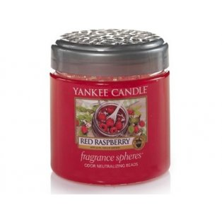 YANKEE CANDLE - RED RASPBERRY - voňavé perly spheres - 1ks