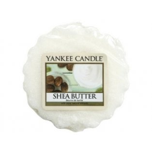 YANKEE CANDLE - SHEA BUTTER - vosk - 1 ks