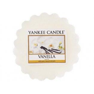 YANKEE CANDLE - VANILLA  - vosk - 1 ks