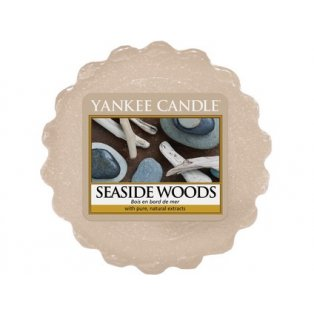 YANKEE CANDLE - SEASIDE WOODS - vosk - 1 ks