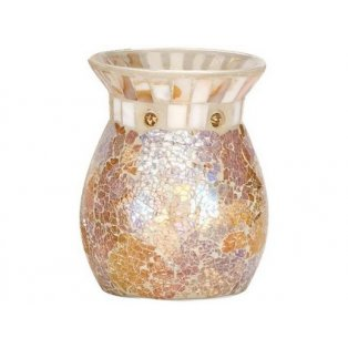 YANKEE CANDLE - GOLD AND PEARL CRACKLE - aromalampa - 1 ks
