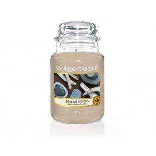 YANKEE CANDLE - SEASIDE WOODS - vonná svíčka - classic velký - 1 ks