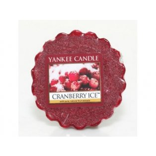 YANKEE CANDLE - CRANBERRY ICE - vosk - 1 ks