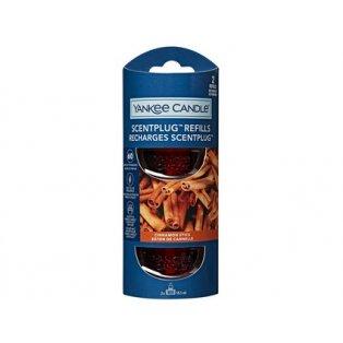 YANKEE CANDLE - CINNAMON STICK - náhradní náplň pro vůni do elektrické zásuvky  - 2 ks