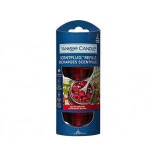 YANKEE CANDLE - RED RASPBERRY - náhradní náplň pro vůni do elektrické zásuvky  - 2 ks