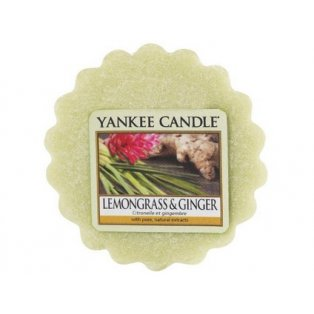 YANKEE CANDLE - LEMONGRASS & GINGER - vosk - 1 ks