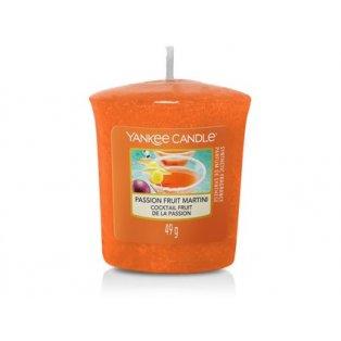 YANKEE CANDLE - PASSION FRUIT MARTINI - votivní svíčka - 1 ks