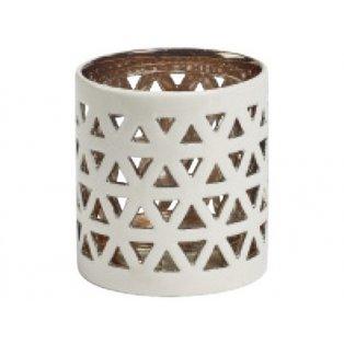 YANKEE CANDLE - BELMONT - svícen na votivní a čajovou svíčku - 1 ks