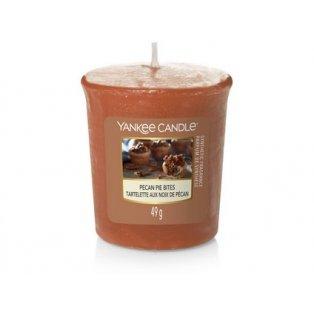 YANKEE CANDLE - PECAN PIE BITES - votivní svíčka - 1 ks