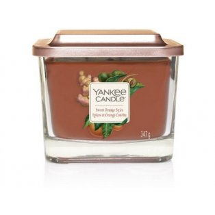 YANKEE CANDLE - SWEET ORANGE SPICE - elevation střední - 1 ks