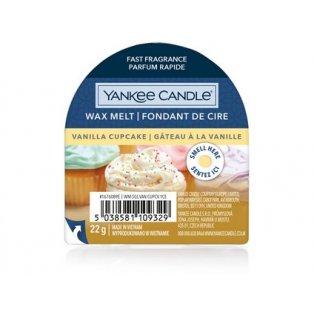 YANKEE CANDLE - VANILLA CUPCAKE - vonný vosk do aromalampy - 1 ks