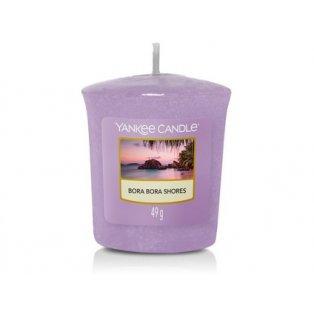 YANKEE CANDLE - BORA BORA SHORES - votivní svíčka - 1 ks