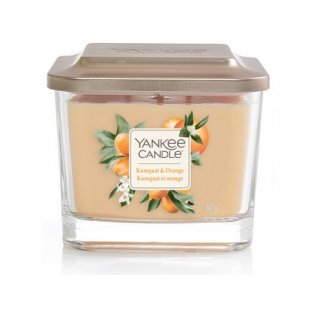 YANKEE CANDLE - KUMQUAT & ORANGE - elevation střední - 1 ks