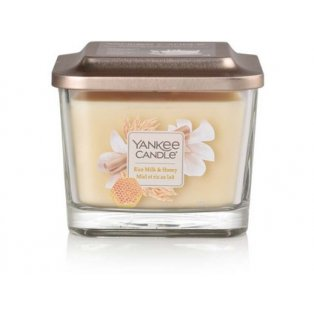 YANKEE CANDLE - RICE MILK & HONEY - elevation střední - 1 ks