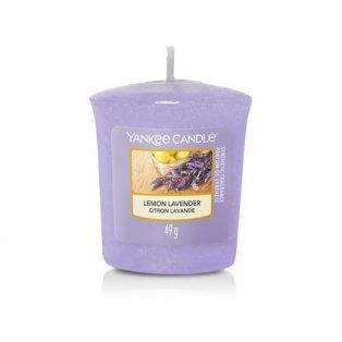 YANKEE CANDLE - LEMON LAVENDER - votivní svíčka - 1 ks