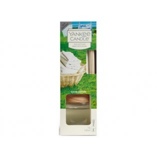 YANKEE CANDLE - CLEAN COTTON - aroma difuzér - 1 ks