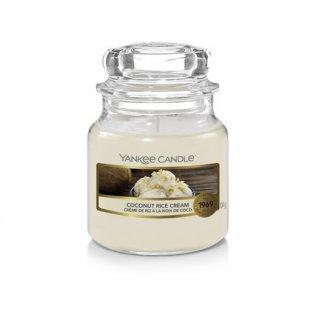 YANKEE CANDLE - COCONUT RICE CREAM - vonná svíčka - classic malá - 1 ks