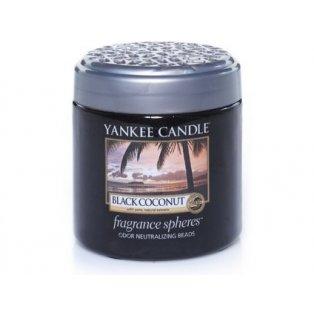 YANKEE CANDLE - BLACK COCONUT  - voňavé perly spheres - 1ks