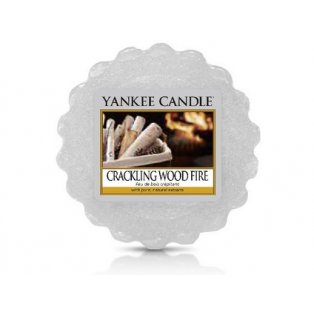 YANKEE CANDLE - CRACKLING WOOD FIRE - vosk - 1 ks