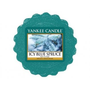YANKEE CANDLE - ICY BLUE SPRUCE - vosk - 1 ks