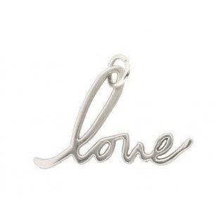 YANKEE CANDLE - LOVE - přívěšek - 1 ks