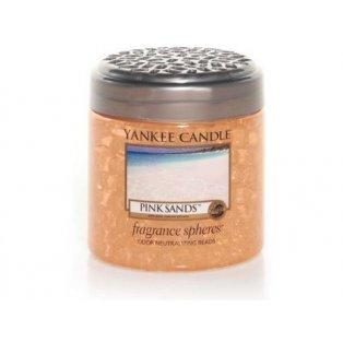 YANKEE CANDLE - PINK SANDS  - voňavé perly spheres - 1ks