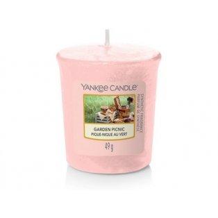 YANKEE CANDLE - GARDEN PICNIC - votivní svíčka - 1 ks