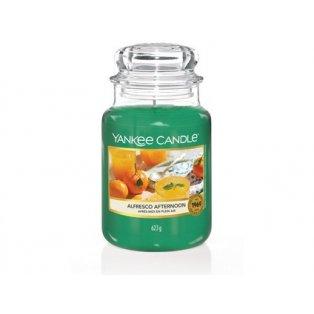 YANKEE CANDLE - ALFRESCO AFTERNOON - vonná svíčka - classic velký - 1 ks