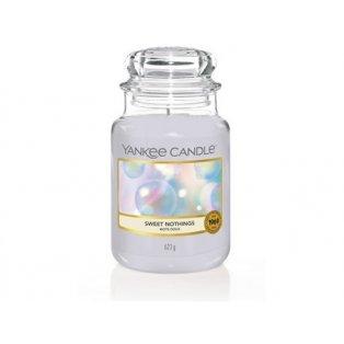 YANKEE CANDLE - SWEET NOTHINGS - vonná svíčka - classic velký - 1 ks