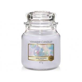 YANKEE CANDLE - SWEET NOTHINGS - vonná svíčka - classic střední - 1 ks