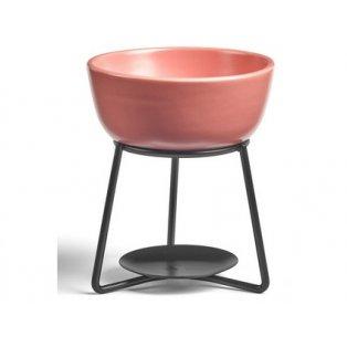 YANKEE CANDLE - PEBBLE MELT  - aromalampa pink icing - 1 ks